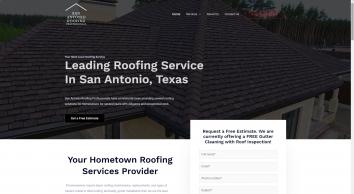 San Antonio Roof