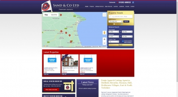 Sand and Co Limited, Driffield