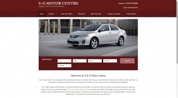 S & G Motor Centre