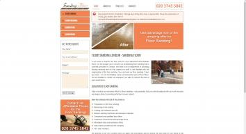 Sanding Floor London - Sanding Floor