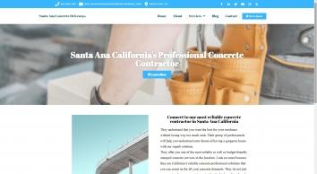 SANTA ANA CONCRETE DRIVEWAYS - Best Concrete Contractor in Santa Ana CA