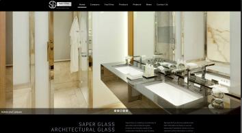 SAPER GLASS INDUSTRIES LTD
