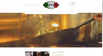 Sapori Italian Restaurant - Lee-on-Solent, Gosport - Sapori Italian Restaurant