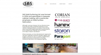 SAS -  Bespoke Cabinet Making and Solid Surface Fabrication