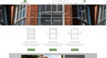 Sash Window Preservation