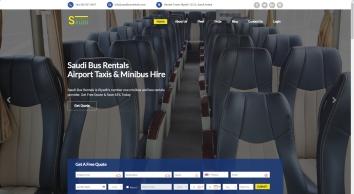 Saudi Bus Rentals