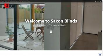 SAXON BLINDS LTD