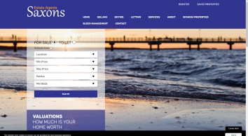 Saxons Estate Agents, Weston Super Mare