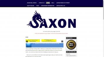 Saxon Wills & Estate Planning