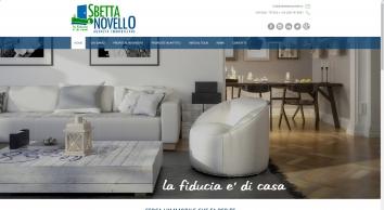 Agenzia immobiliare Sbetta e Novello