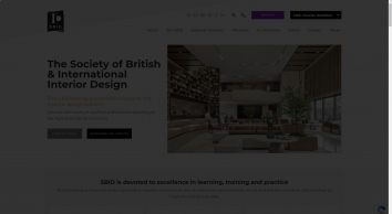 The Society of British International Design