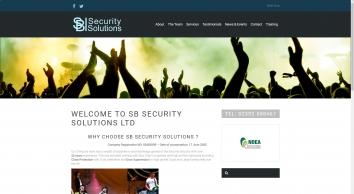S B Security Solutions Ltd