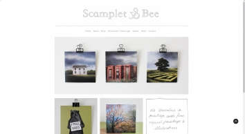 Scamplet and Bee