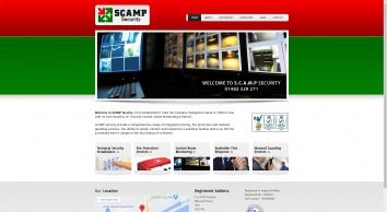 SCAMP Security