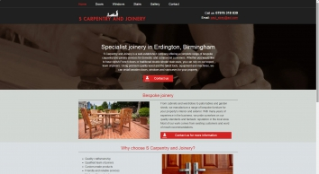 S Carpentry & Joinery