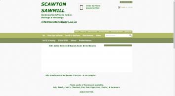 Scawton Saw Mill