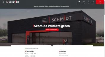 Schmidt Kitchens Palmers Green