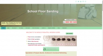 Affordable School Floor Sanding, SE17 - Affordable Wood Floor Resurface, Professional Restoration.