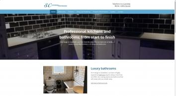 SC Kitchens & Bathroom fitters in Leeds & Morley