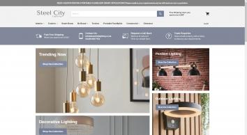 SCL steel city lighting Direct
