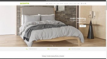 Perfect duvets and pillows | scooms