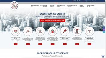 Scorpion Security Guarding Services Ltd