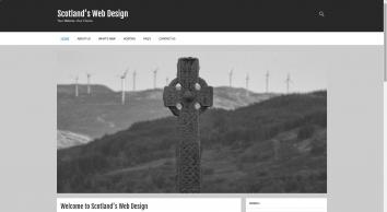 Scotland\'s Web Design/Hosting