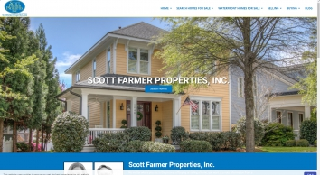 Mount Holly NC real estate listings and homes for sale, home buying, home selling information – Scott Farmer Properties, Inc. - Homepage