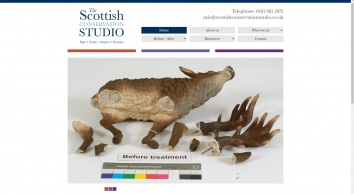 Scottish Conservation Studio