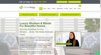 The Scottish Shutter Company - Official® Interior Window Shutter Website
