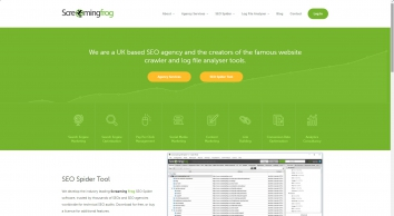 Screaming Frog: SEO, Search Engine Optimisation & Marketing