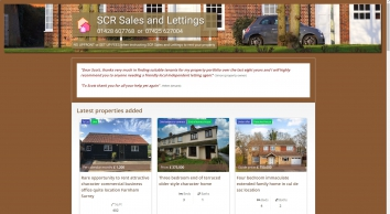 SCR Sales and Lettings