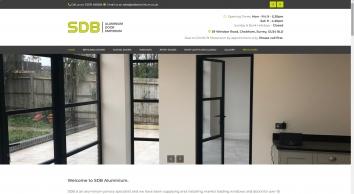 SDB Aluminium Glazing