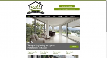 S D L Glass & Glazing