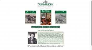 Sean Arnold Sporting Antiques