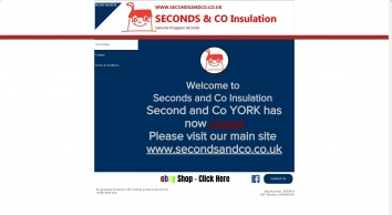 Seconds  Co