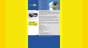 Secure plus - Experienced installation of CCTV in Hampshire and Baisingstoke