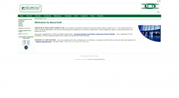 Securicall Ltd