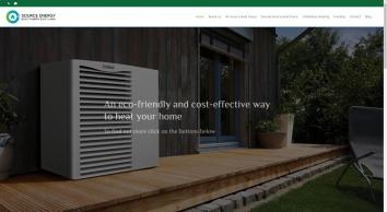 Source Energy Heat Pumps Scotland