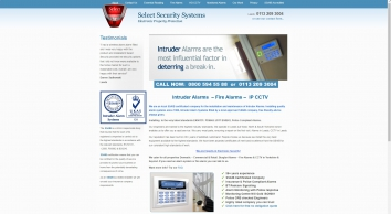 Select Security Systems Uk Limited