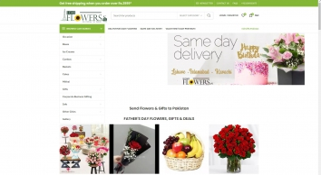 Send Flowers - Online Flowers & Gift Delivery Pakistan | Send Flowers on Same Day
