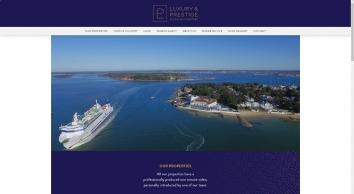Luxury Prestige, Sandbanks, Poole