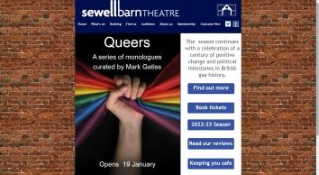 Sewell Barn Theatre