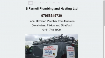S Farnell Plumbing and Heating