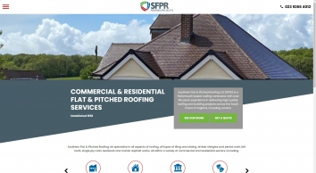 Roofing Services - Southern Flat and Pitched Roofing Ltd