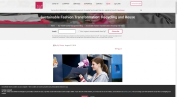 Sustainable Fashion Transformation: Recycling and Reuse