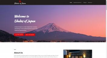 Shades of Japan