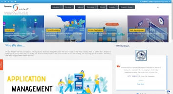 ShalomInfoTech Software and website development in Bournemouth & Poole Dorset, United Kingdom & Trichy, India, Best Software Company in Trichy, Best Software Company India, Professional Web design Company India, Offshore Software Solution Services  india,