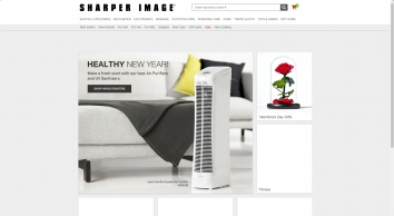 The Sharper Image - Official Site