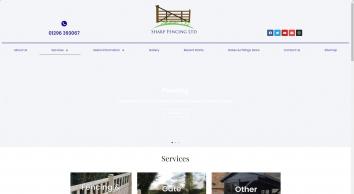 Sharp Fencing Ltd